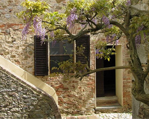 Tuscany accommodation