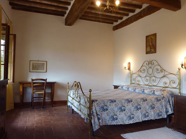 Villa San Giovanni West: many light with a panoramic view in Tuscany agriturismo near siena