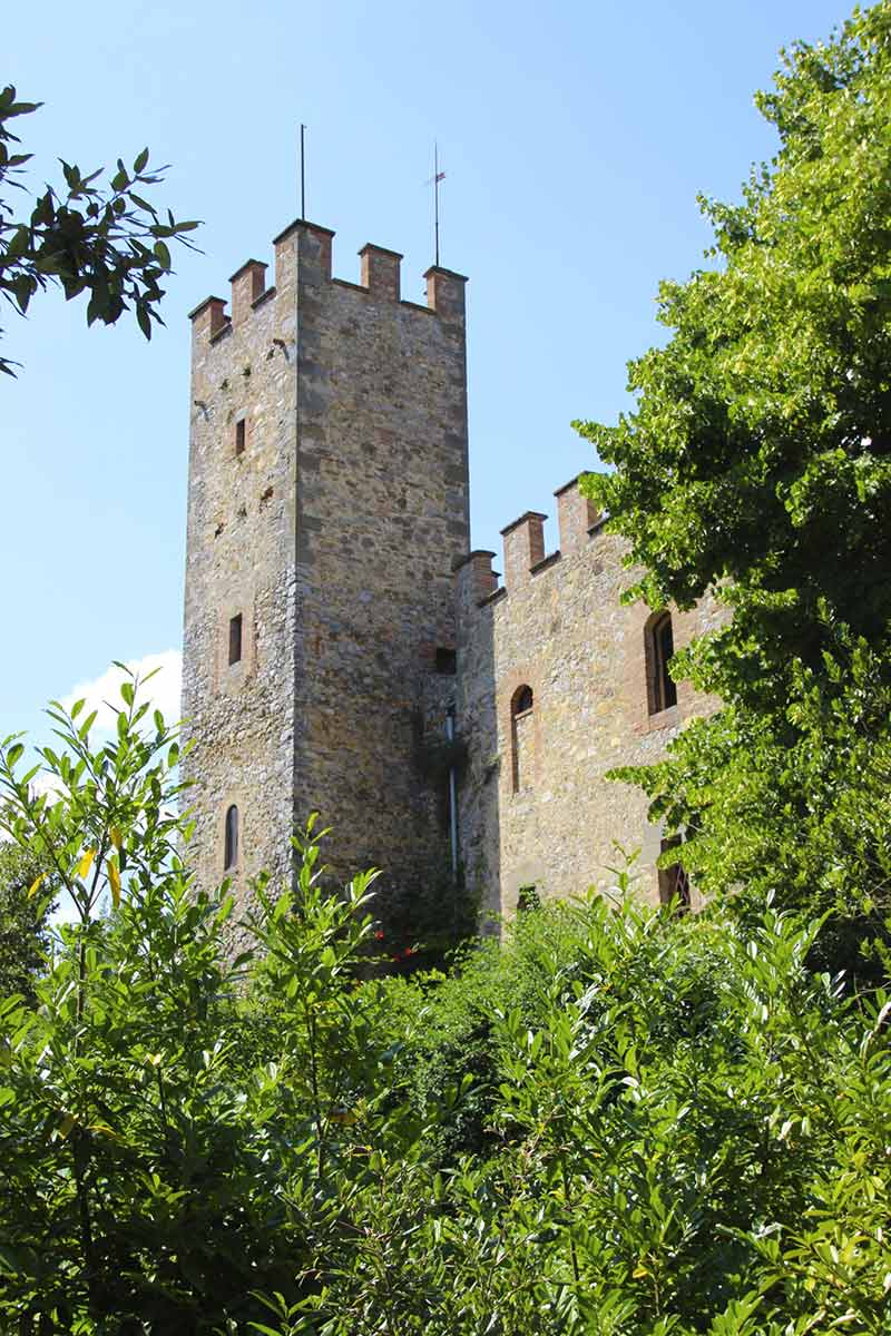 Torre del Vescovo: Tower external photograph - Tuscany villas for rent